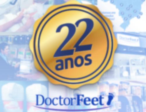 22 anos de Doctor Feet!