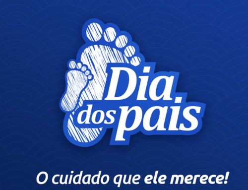 DIA DOS PAIS É NA DOCTOR FEET!